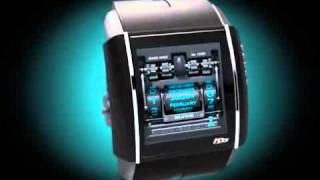 amethys technologies holographic animation for hd3 slyde watch baselworld 2011 flv