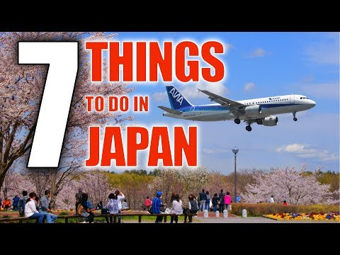 7 Things to do Right After Arriving in Japan (and while still at the airport)