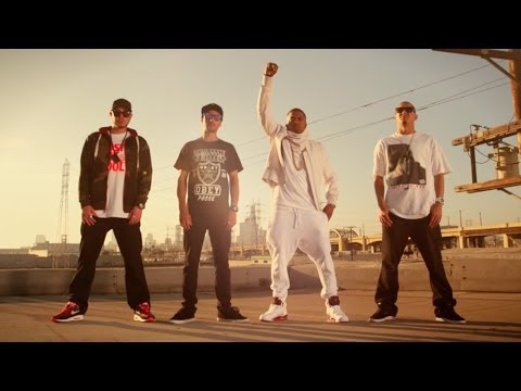 Bliss n Eso - I Am Somebody feat NAS   Clip