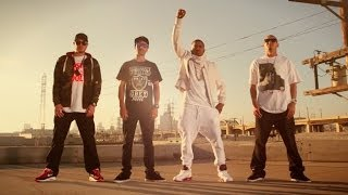 Bliss n Eso - I Am Somebody feat. NAS (Official Video Clip)