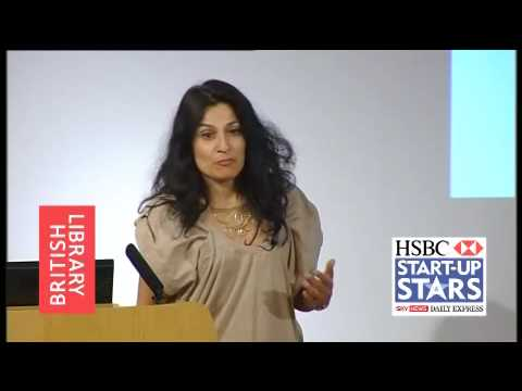 Safia Minney, People Tree (Kick-starting the Sustainable Economy)