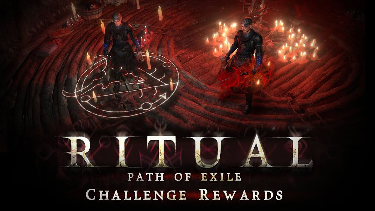 Path of Exile Ritual Challenge Rewards