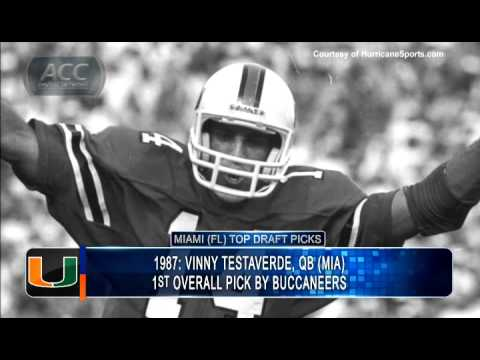 Top Miami Draft Picks of All-Time