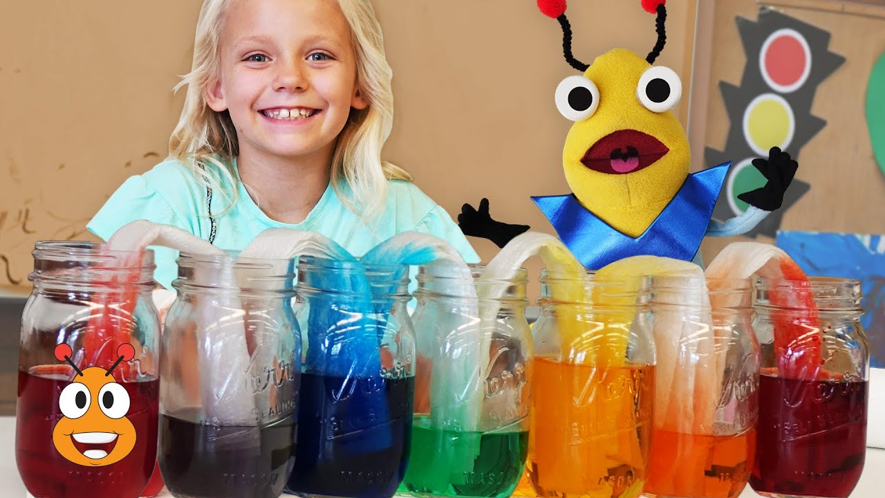 Rainbow Science Activities Science Experiments Part 3 V1