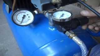 tutorial restaurao do compressor
