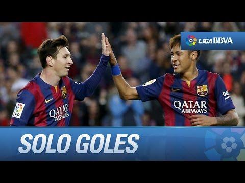 Fiesta catalana: Barcelona goleó a Getafe con un doblete de Messi