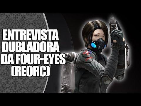 ENTREVISTA | Gwendoline Yeo, dubladora da Four-Eyes de Resident Evil Operation Raccoon City