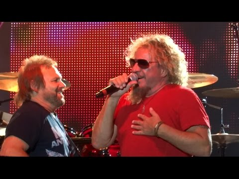 "Sammy Hagar ""Poundcake"" Van Halen (HD) (HQ Audio) Live 7/3/2015 Naperville IL"