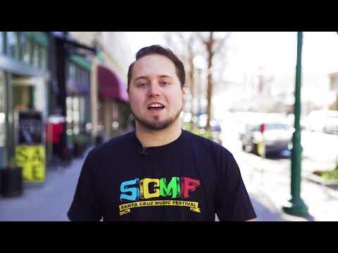 Santa Cruz Music Festival 2018 - Info Video