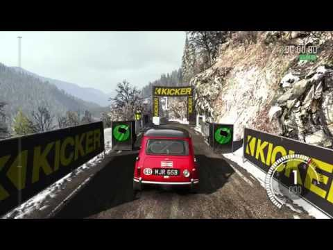 DiRT Rally: first play (1080p@60fps)