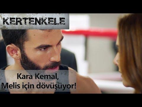Kara Kemal, Melis için dövüşüyor! - Kertenkele