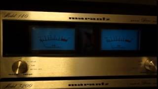 Gambar cover Marantz Model 3200 Model 140  JBL 4312 MkⅡ music by AnyoKing  Open Cafe