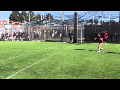 Softball Infield Drills With Tony Medina