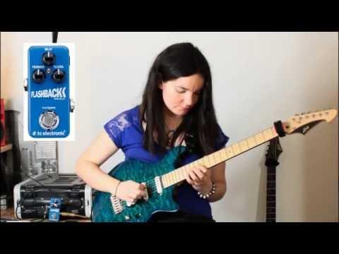 Tc Electronic Flashback mini delay : the coolest toneprints