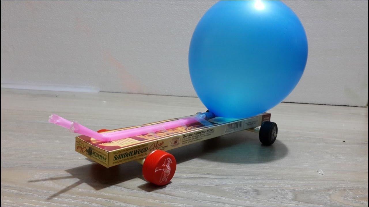 Make Amazing Rocket Car Kids Life Hacks Creative Ideas Youtube