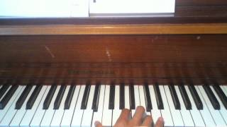 "How to Play ""Stay"" Piano Tutorial / Sheet Music by Rihanna + Lyrics (Easy)"