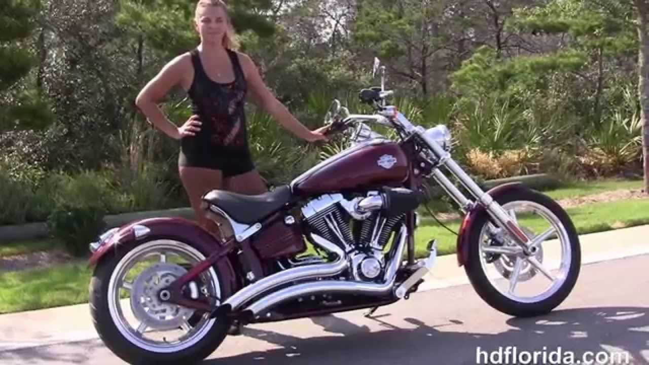 used 2009 harley davidson rocker c motorcycles for sale in panama city beach fl youtube. Black Bedroom Furniture Sets. Home Design Ideas