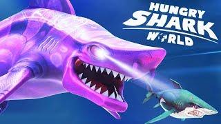 НОВАЯ ТЁМНАЯ МАГИЧЕСКАЯ АКУЛА! ОБНОВЛЕНИЕ!   Hungry Shark World