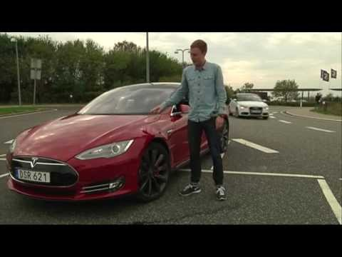 Tesla Model S Test (Roadtrip from Copenhagen to Skagen)