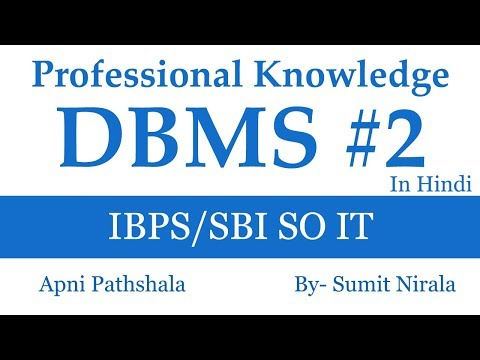 DBMS Part 2 | Views in Database