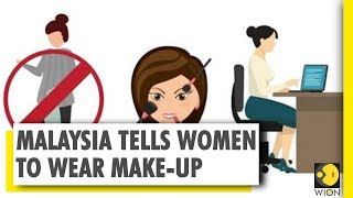Malaysian government urges women to wear make-up at home