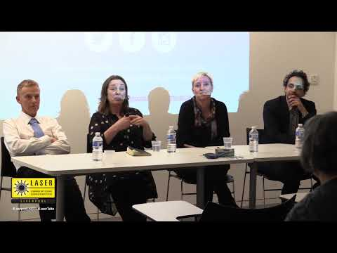 Liverpool LASER: 'The Art and Science of Facial Identity' Open Discussion