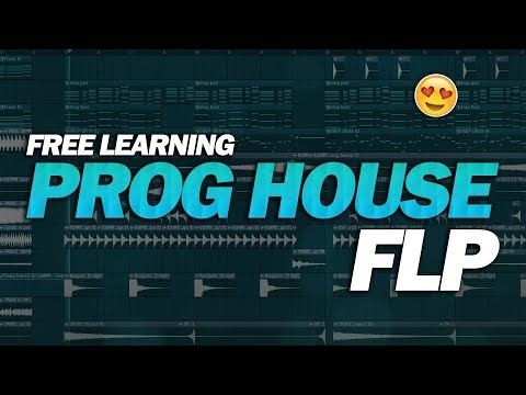 Free Prog House FLP: by Flash [Only for Learn Purpose]