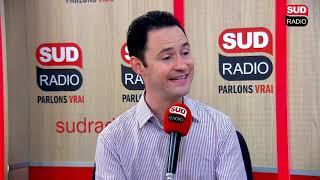 Interview d'Espéranto pour l'Europe sur SUD RADIO le 22/09/2019