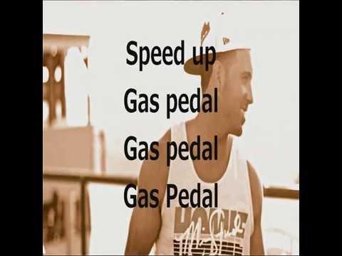 Mike Stud- Gas Pedal (Remix) (Lyric Video)