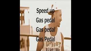 Mike Stud- Gas Pedal (Remix) (Lyric Video)
