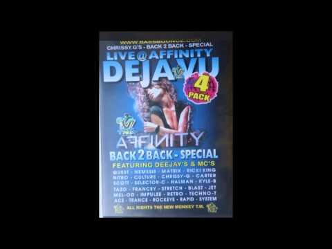 live @ affinity deja vu chrissy-g,s back 2 back special cd-2