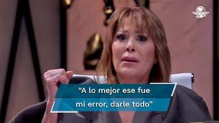 La cantante respaldó a su padre Enrique Guzmán asegurando que no es culpable del delito de que le acusan y confirmó que su hija padece trastorno límite de la personalidad