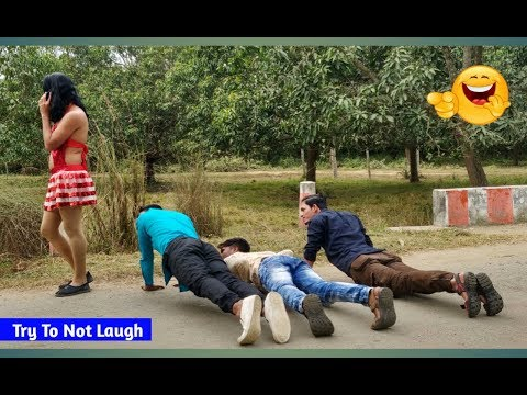 Must Watch Funny😂 😂Comedy Videos 2019 - Episode 10 || Fun Ki Vines ||