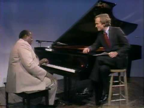 Oscar Peterson Piano Lesson: What more can you say?