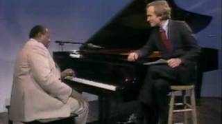 Oscar Peterson Piano Lesson