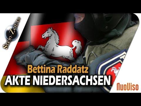 Akte Niedersachsen: Bürger im Würgegriff der Staatsmacht - Bettina Raddatz bei SteinZeit