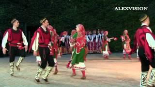 Музикално танцов спектакъл
