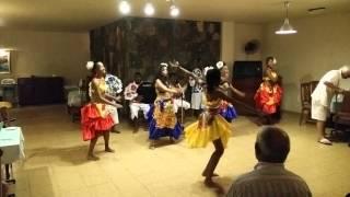 Traditional Mauritius Sega Dance