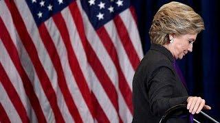 Conway: Clinton ran