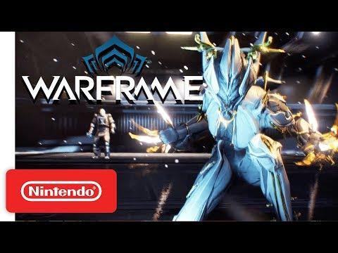 Warframe - Launch Trailer - Nintendo Switch
