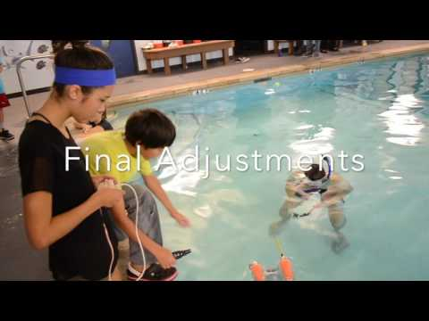 Remotely Operated Vehicle (ROV) Summer Camp 2017-Ocean First Institute