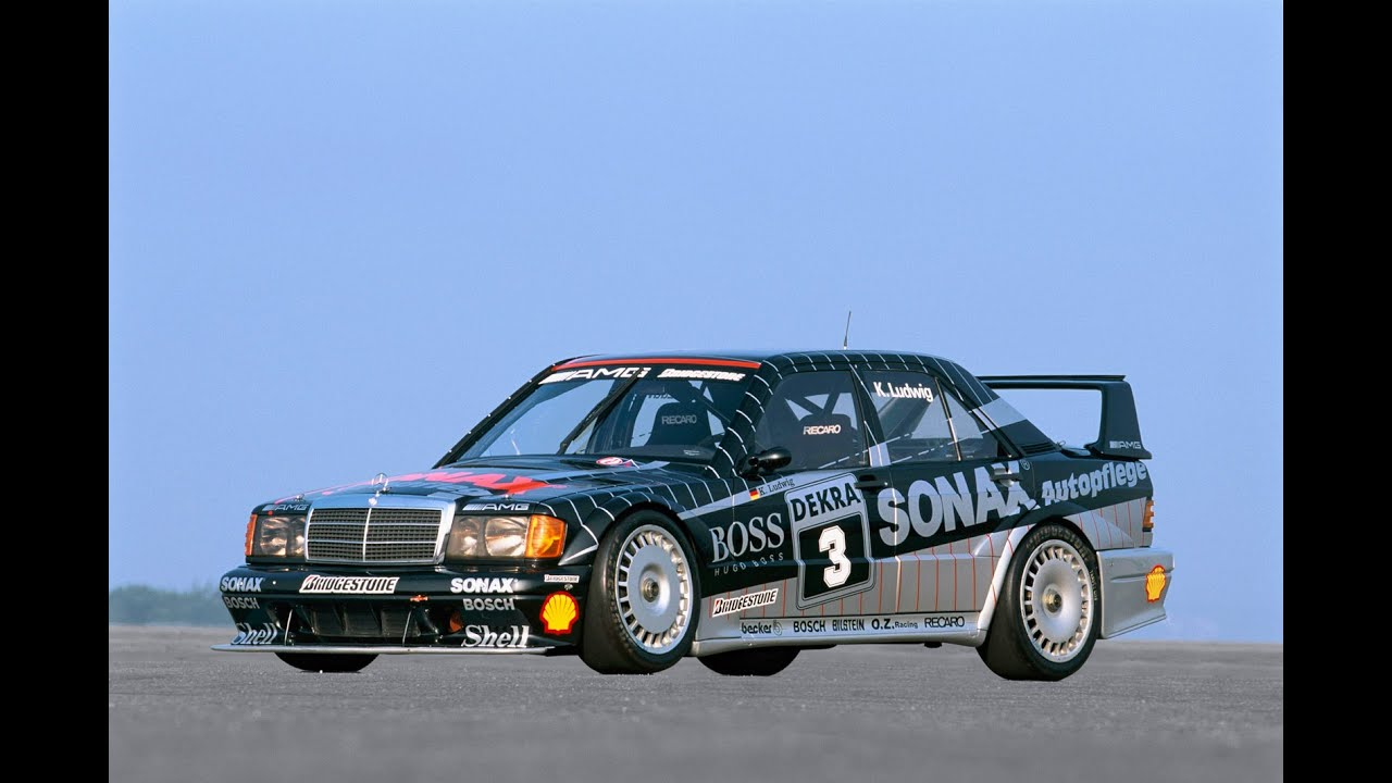Maxresdefault on mercedes 190e cosworth