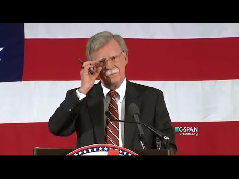 • Amb. John Bolton • New Hampshire Republican Leadership Summit • 4/17/15 •