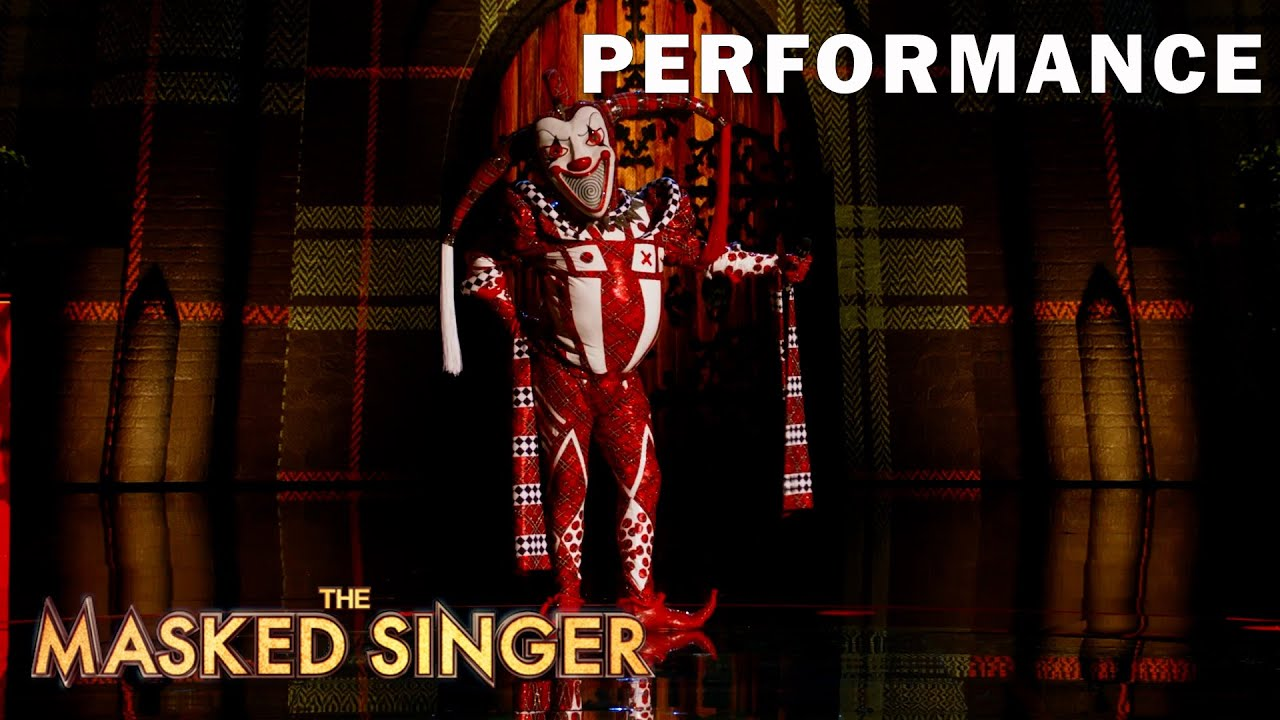 """Jester sings """"School's Out"""" byAlice Cooper 