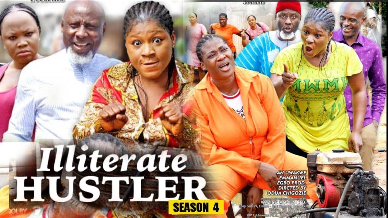 Download ILLITERATE HUSTLER SEASON 4 - New Movie | Mercy Johnson 2019 Latest Nigerian Nollywood Movie Full HD