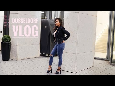 Dusseldorf VLOG | Travel Diary | Chanel Coco Brown