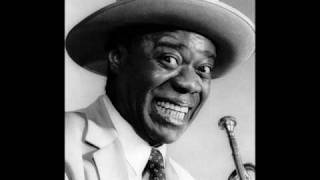 Watch Louis Armstrong Aint Misbehavin video