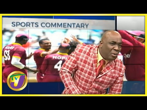 West Indies ODI Team | TVJ Sports Commentary - July 22 2021