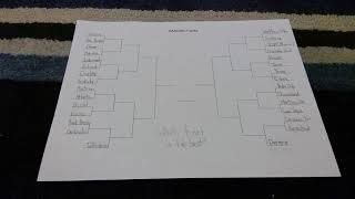 NASCAR Track Tournament Round 1 (Finished)