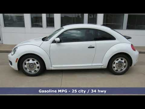 Used 2016 Volkswagen Beetle Coupe Houston TX 77094, TX #GM637706